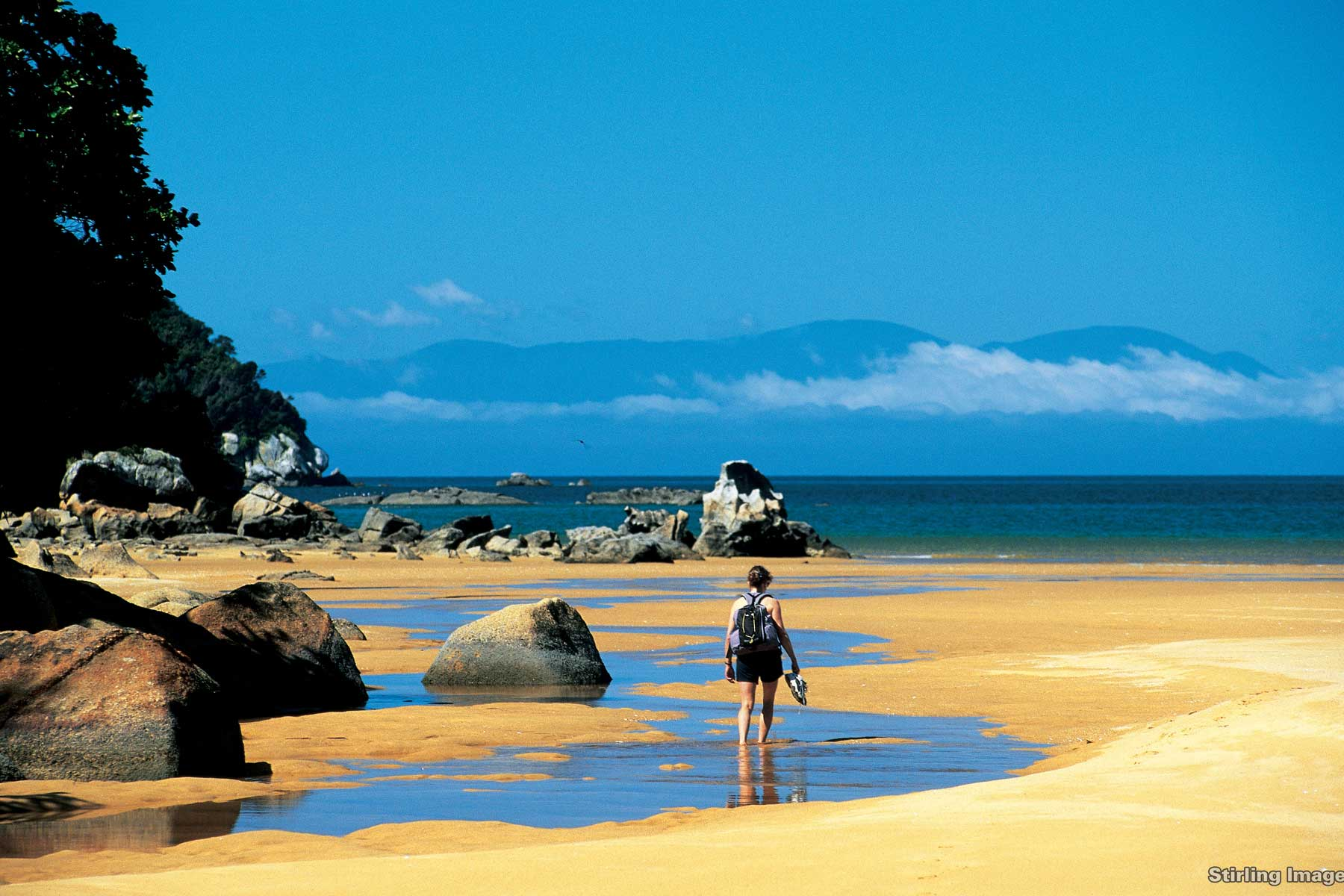 Abel Tasman Background