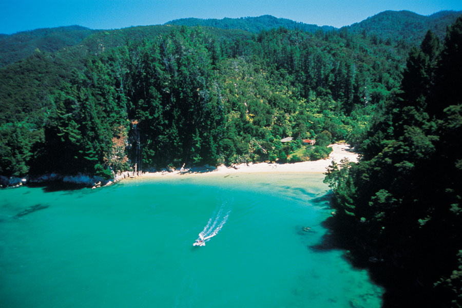 Abel Tasman National Park Water Taxi