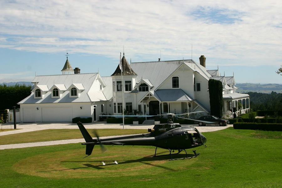 Aerius Helicopters Adventure Flights  Helicopter Tauranga
