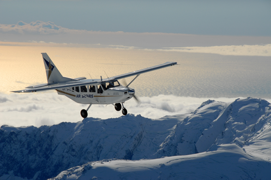 Air Safaris Mount Cook