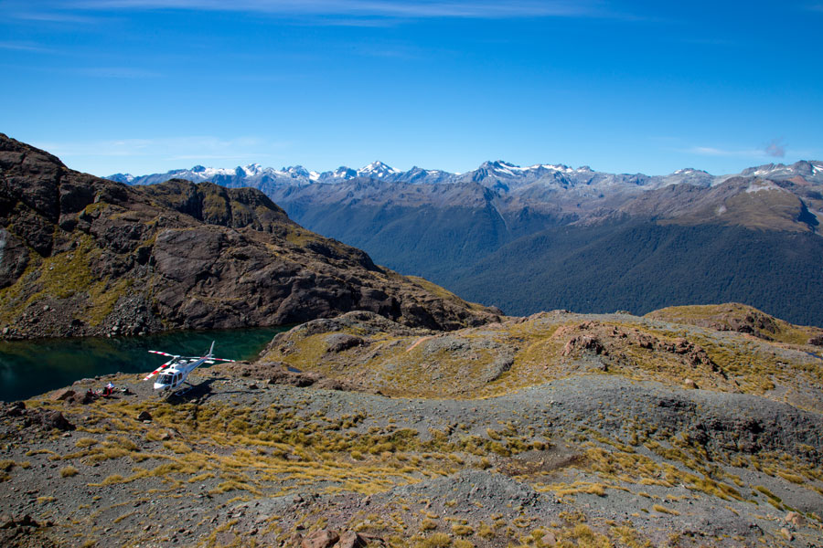Alpine Helicopter Flights NZ