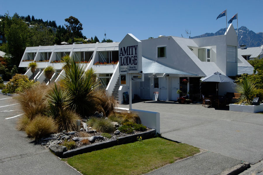 Amity Lodge Queenstown