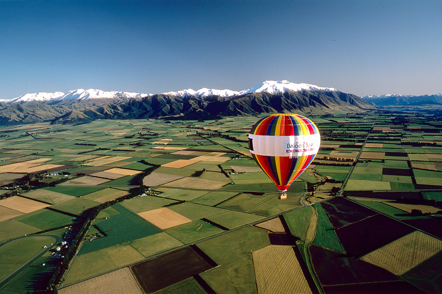 Aoraki Balloon Safaris Methven Christchurch