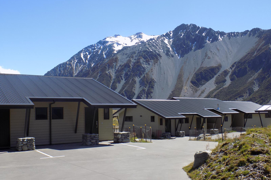 Aoraki Court Motel Mt Cook Accommodation