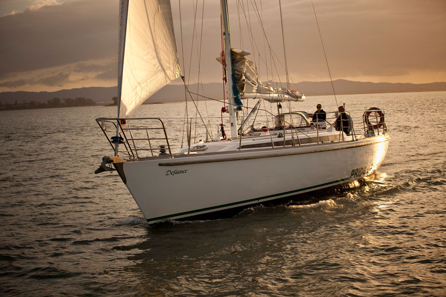 Auckland Evening Sailing Experience