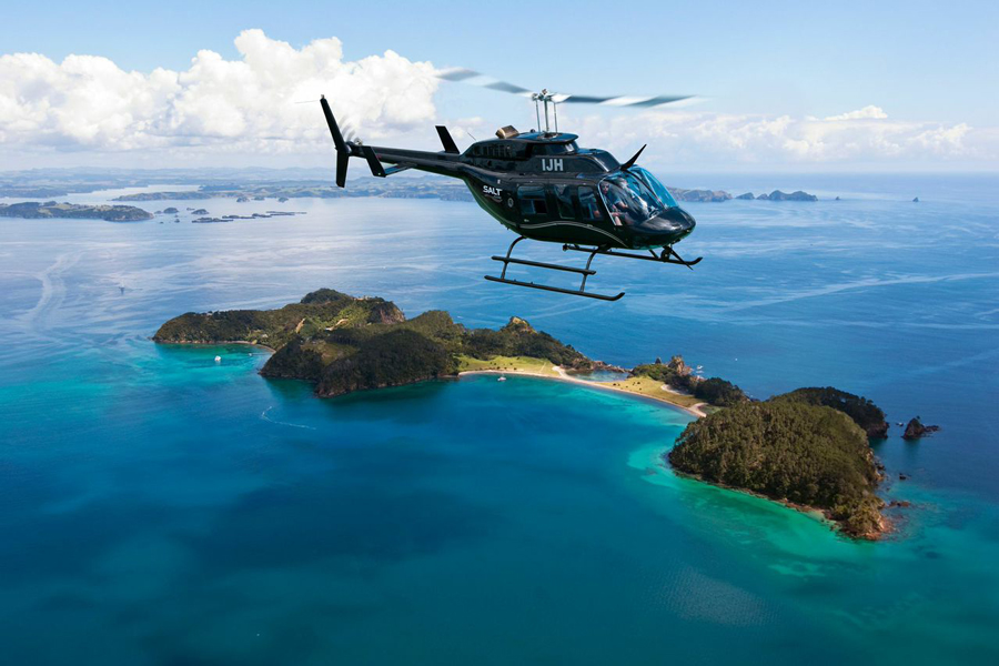 Bay of Islands Salt Air Heli Flights