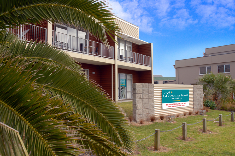 Beachside Resort Whitianga Accommodation