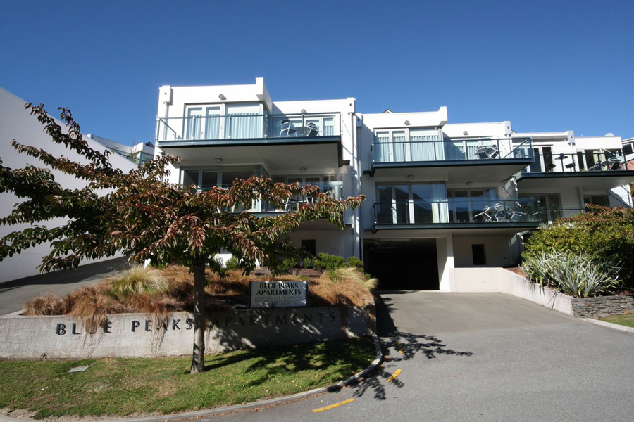 Blue Peaks Apartments Queenstown Accommodation