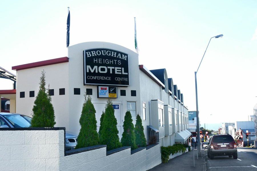 Brougham Heights Motel New Plymouth
