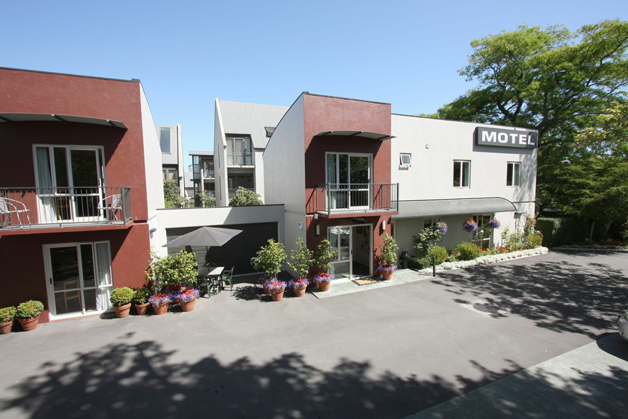 City Centre Motel Christchurch