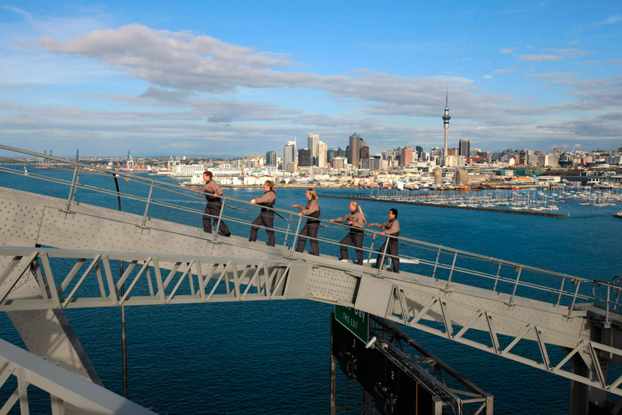 Climb Auckland Harbour Bridge