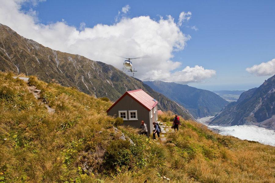 guided walks new zealand north island