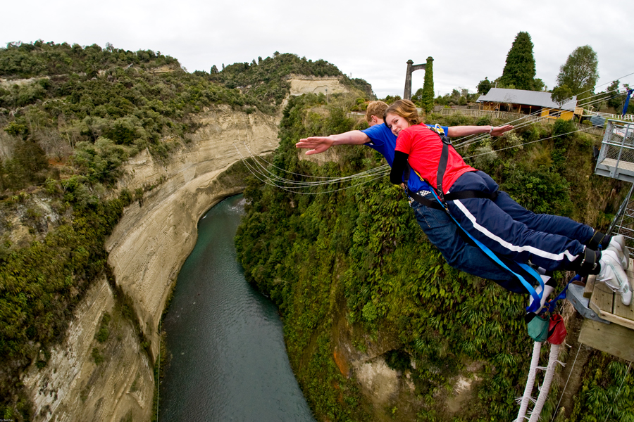 how to build a flying fox nz