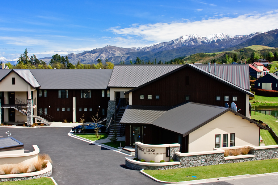 Hanmers Springs Accommodation Village Lakes Apartments