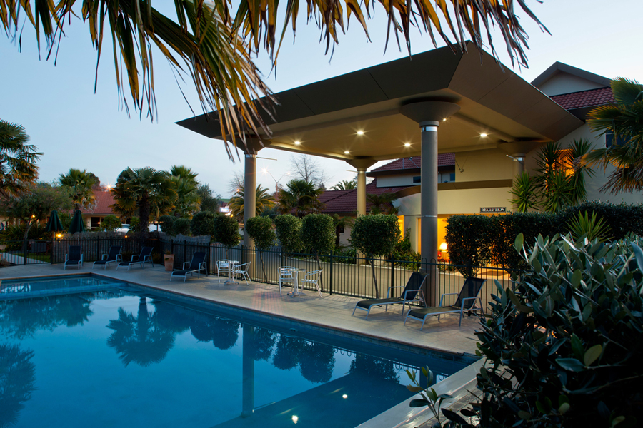 Heated Swimming Pool Regal Palms
