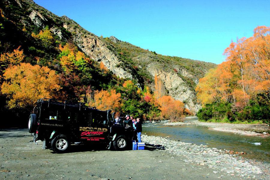 New Zealand Guided Tours  NZ Travel Organiser