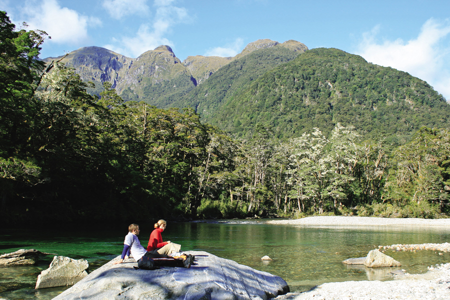 Milford Sound Day Walks