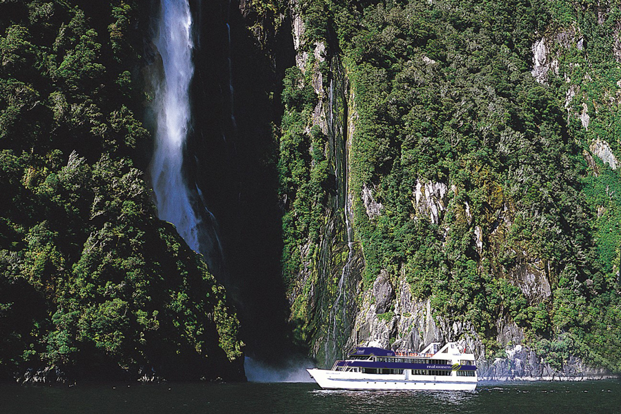 Milford Sounds Boat Trip