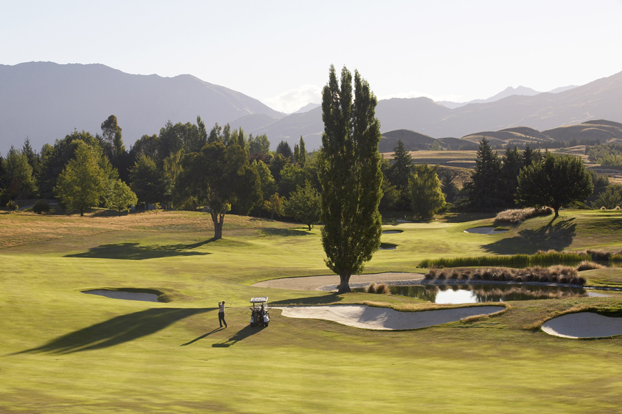 Millbrook Golf Course Queenstown Accommodation