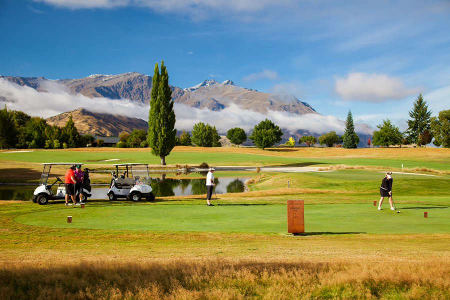 Millbrook Resort Remarkables Nine
