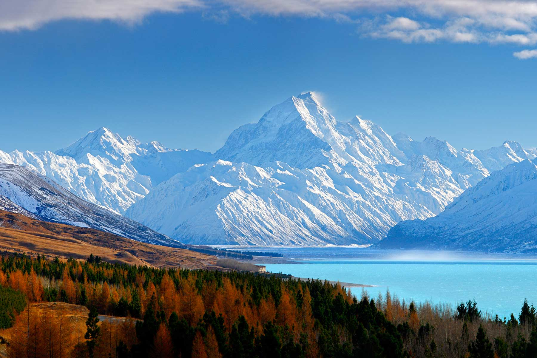 Mt Cook Background option