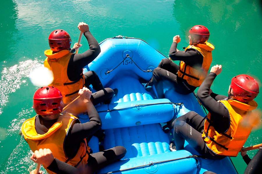 Queenstown Rafting Kawarau River
