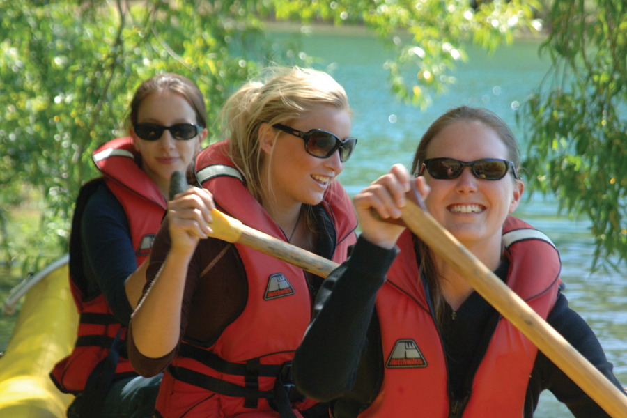 Queenstown Rafting Trips