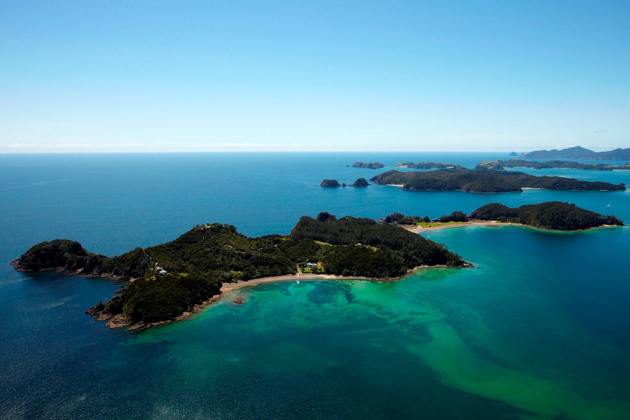 Salt Air Bay of Islands