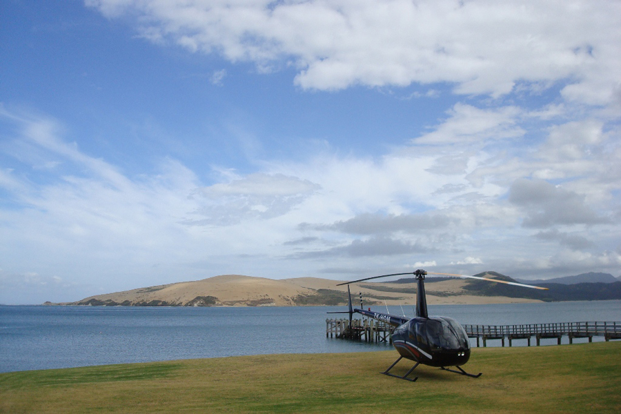 Salt Air Heli