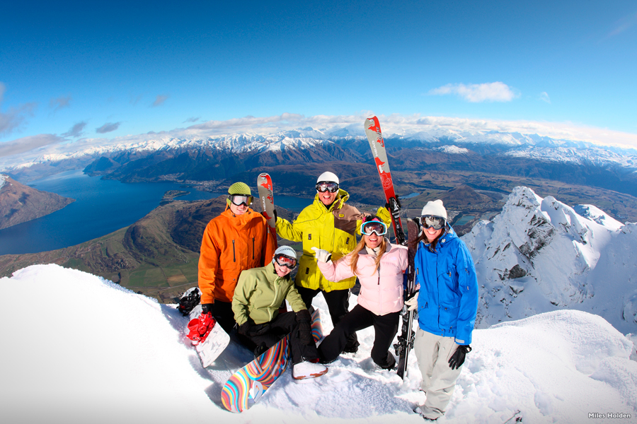 7 Day New Zealand Ski Packages  ce43a08da