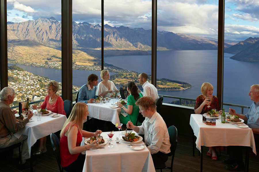Skyline Gondola Queenstown Restaurant