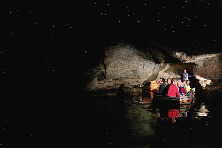Te Anau Glowworm Caves