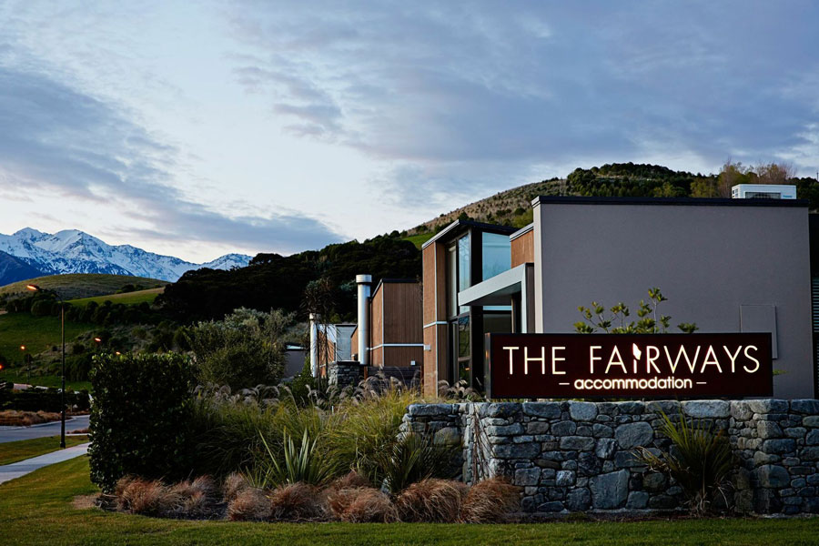 The Fairways Ocean Ridge Kaikoura