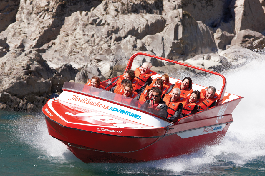 Thrillseekers Jet Boating