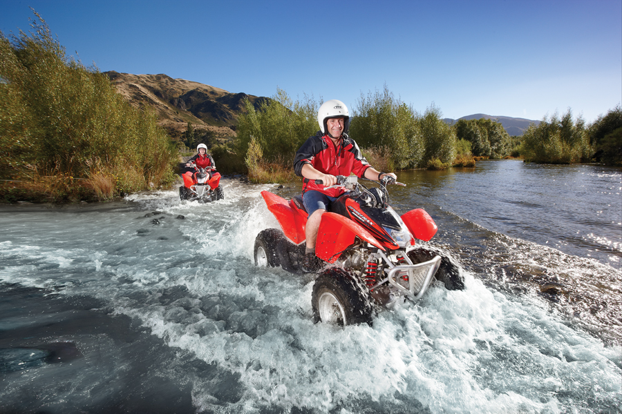 Thrillseekers Quad Biking
