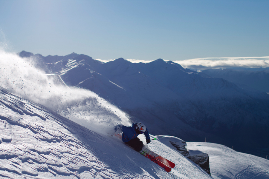 Treble Cone Ski Area Wanaka