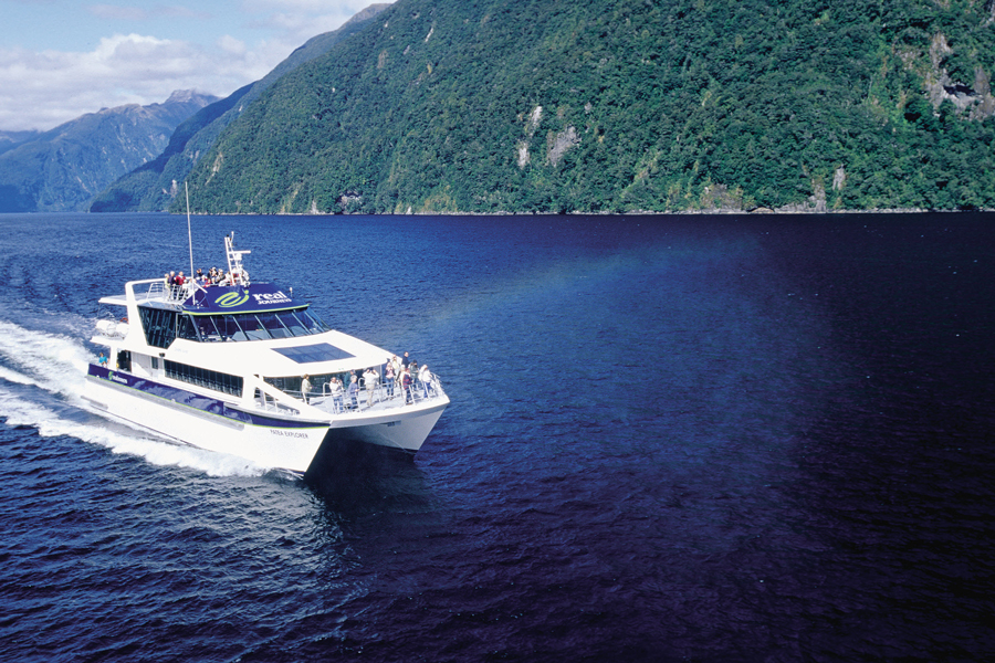 What to do in Doubtful Sound