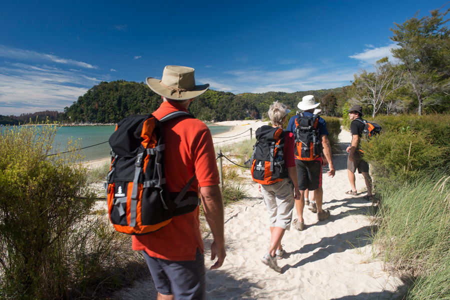 Wilsons Abel Tasman Guided Day Walks