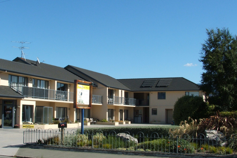 Avalon Motel Motueka Accommodation