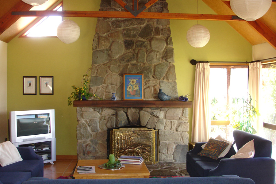Chalet Boutique Lake Tekapo Accommodation