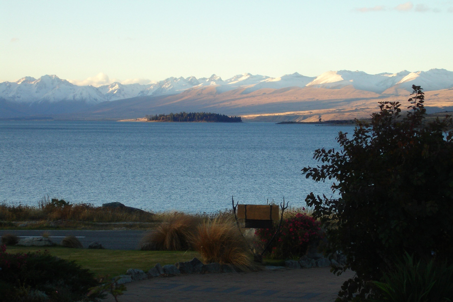 Chalet Boutique Lake Tekapo View