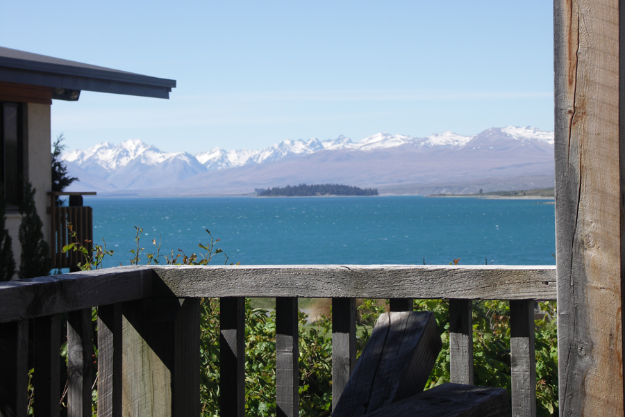 Chalet Boutique Lake Tekapo