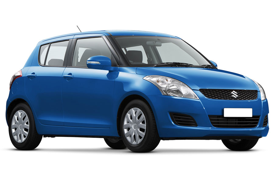 Compact Car Suzuki Swift
