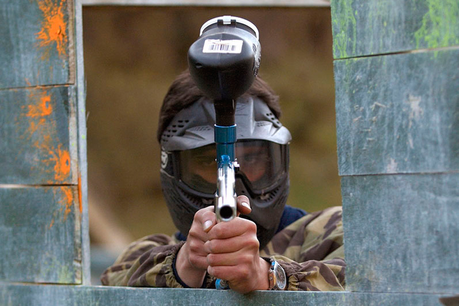 Happy Valley Adventures Paintball
