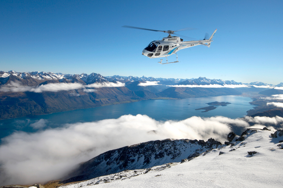 Hleiworks Queenstown Flights