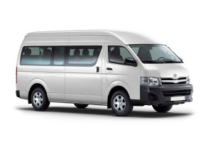 Intermediate 12 Seater Toyota Commuter