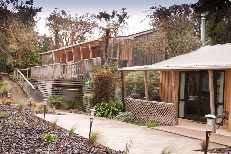 Kaka Retreat Stewart Island Accommodation