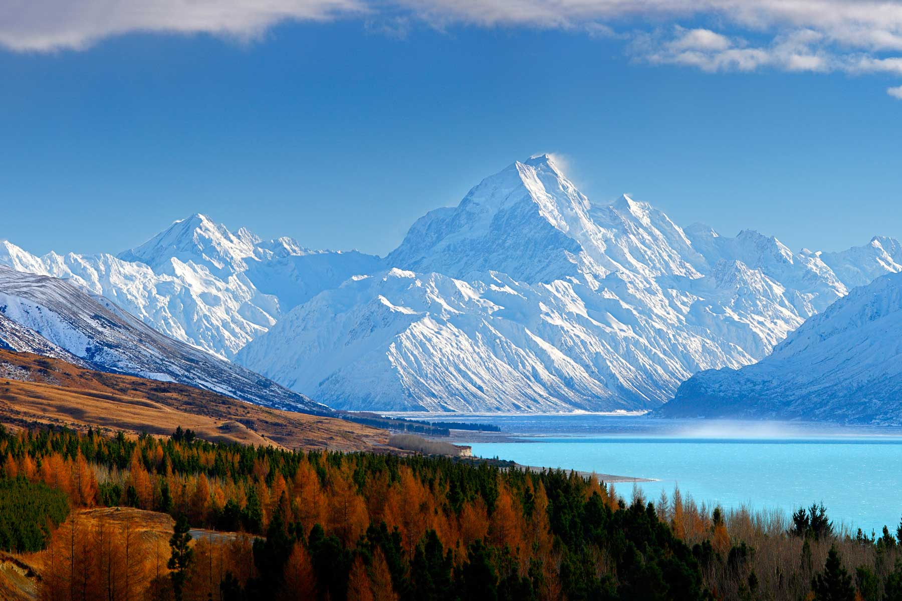 New Zealand South Island Tours
