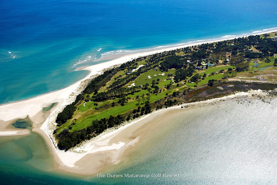 The Dunes Golf Resort Matarangi