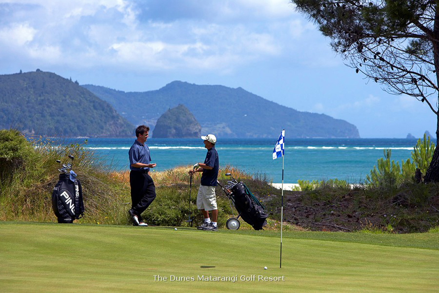 The Dunes Matarangi Golf Resort